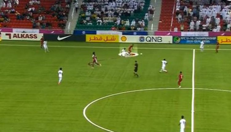منتخب الناشئين يتعادل مع قطر ويقترب من التأهل لنهائيات كأس آسيا