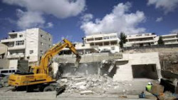 الاحتلال يهدم منزل فلسطيني بمدينة القدس المحتلة