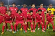 المنتخب الوطني للشباب يتغلب على سيرلانكا بثلاثية في التصفيات الآسيوية