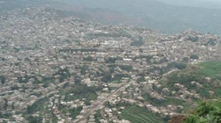 تدشين عملية ضخ مياه الشرب لمدينة إب
