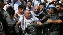 الاحتلال يعتقل 11 فلسطينيا ومستوطنون يعطبون إطارات 40 مركبة
