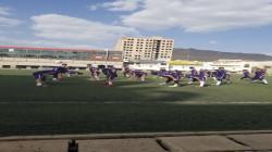 أهلي صنعاء يواصل استعداده للمشاركة في الدوري التنشيطي لكرة القدم بسيئون