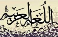 اللغة العربية تختزل الجمال وتقاوم العنف
