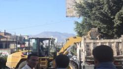 تدشين حملة نظافة وتوعية بالمخادر في إب