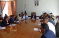إقرار خطة الطوارئ لمواجهة وباء كورونا على مستوى الحارات والقرى بمحافظة إب