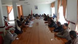 فتح مناقصات سبعة مشاريع بأكثر من 49 مليون ريال بمحافظة إب