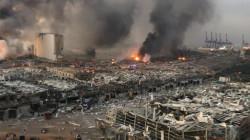 تشابه الدعاية السعودية والاسرائيلية عن سبب الانفجار الضخم بمرفأ بيروت