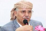 محافظ إب يطلع على أضرار السيول بشوارع مركز المحافظة