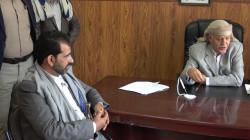 مناقشة سبل تطوير أداء قناة اليمن الفضائية في إب