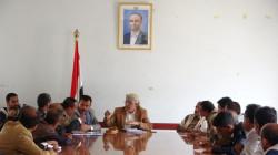 مناقشة أداء مكتب السياحة بمحافظة إب