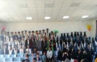 اختتام فعاليات أسبوع البحث العلمي بكلية العلوم الإدارية جامعة إب