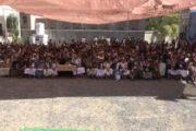 اختتام فعاليات سنوية الشهيد بمديريات المربع الغربي في إب