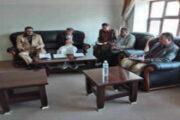 مناقشة مهام لجنة التظلمات بمحافظة إب