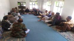 اجتماع في إب يناقش ترتيبات تنفيذ حملة نظافة